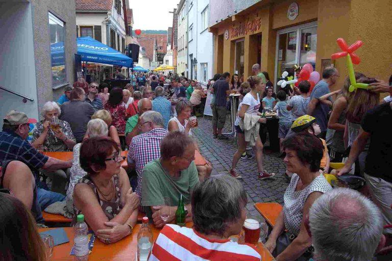 Hirschgassenfest