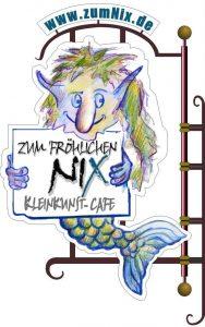 Der Nix_Aushang